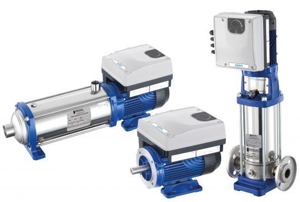 Smart Pump Range (e-SVE/e-HME Smart Pumps)