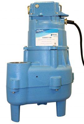 GSD Series Submersible Sewage Pump