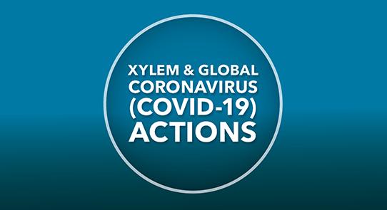 Xylem Covid-19