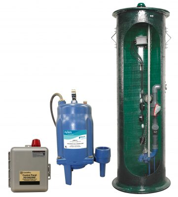 AGS Series Wastewater Package
