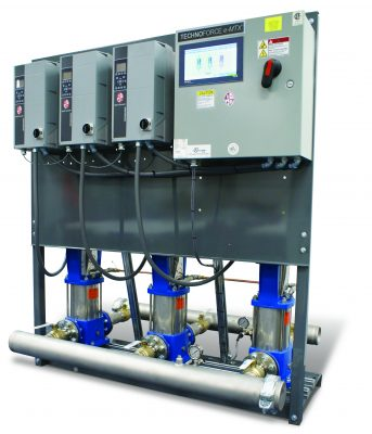 TECHNOFORCE™ e-MTX Package Booster System